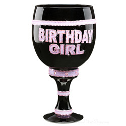 Birthday Girl Pimp Cup