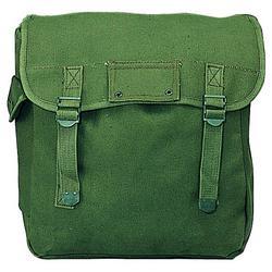 Olive Drab Musette Bag