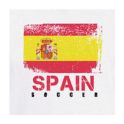 Spain Soccer Youth T-Shirt