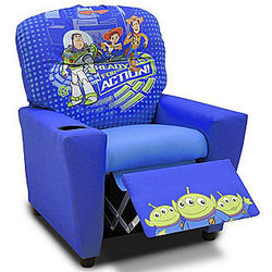 Kids' Toy Story 3 Heroes Recliner