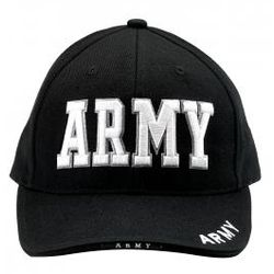 Army Text Deluxe Cap