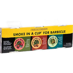 BBQ Smoke in a Cup Set