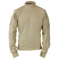 Khaki Combat Shirt