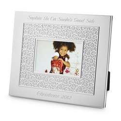2012 Make-A-Wish Pierced Landscape Picture Frame