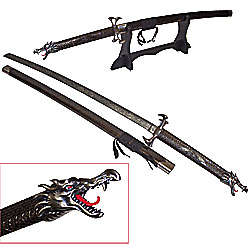 Serpent Master Katana Swords