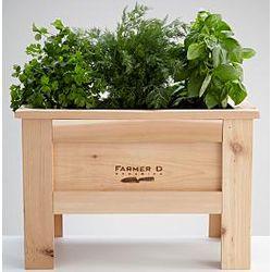 Farmer D Garden Cedar Box