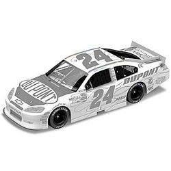 NASCAR Jeff Gordon Dupont Ice 2011 Diecast Car