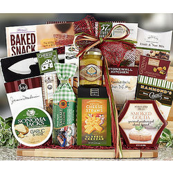 Deluxe Cutting Board Collection Gift Basket