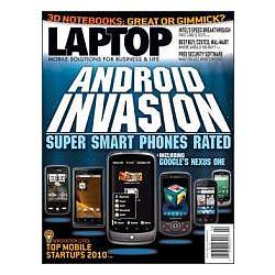 Laptop Magazine Subscription