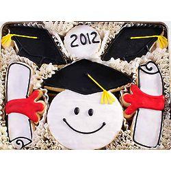 Graduate Homemade Sugar Cookie Gift Tin
