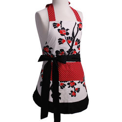 Girl's Original Cherry Blossom Apron