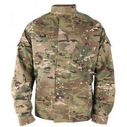 Camo Ripstop Coat