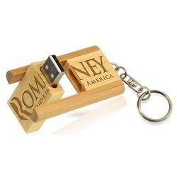 Romney 2GB Memory Keychain