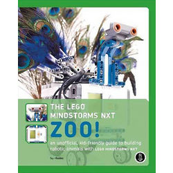 LEGO: Robotic Zoo Book