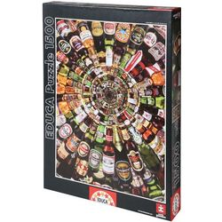 Beer Tunnel Jigsaw Puzzle