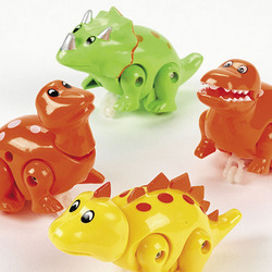 Press and Go Dinosaurs