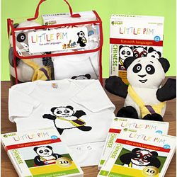 Little Pim Language Learning Gift Set