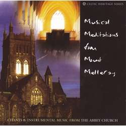 Musical Meditations from Mount Melleray Abbey CD