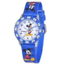 Personalized Kid's Disney Mickey Mouse Watch