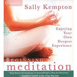 Beginning Meditation 2 CD Set