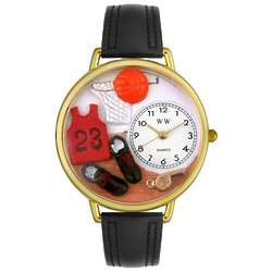 Basketball Watch with Miniatures