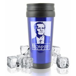 Romney Travel Tumbler