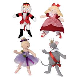 The Nutcracker Fancy Prancy Dancer Dolls