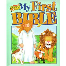 My First Bible Board Book