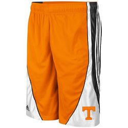 Tennessee Volunteers Orange Flash Basketball Shorts