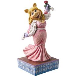 Miss Piggy Figurine