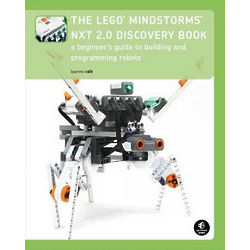 LEGO: A Beginner's Guide to Building and Programming Robots Book