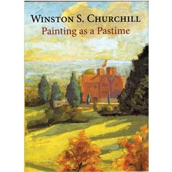 Painting as a Pastime Hardcover Book