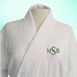 Personalized Kimono Style Spa Robe