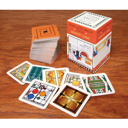 Frank Lloyd Wright Designs Memory Game