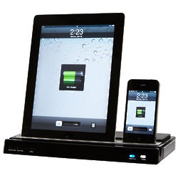 Docking Station with Speakers