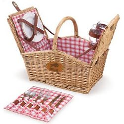 Buffalo Bills Willow Picnic Baske for 2