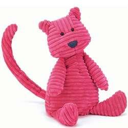 Cordy Roy Cat Stuffed Animal