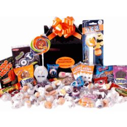 Halloween Candy Gift Box
