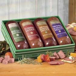 6 Sausage Assortment Gift Box