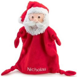 Santa Travel Security Blanket