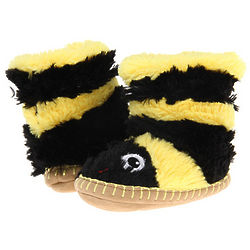 Kid's Bee Slippers