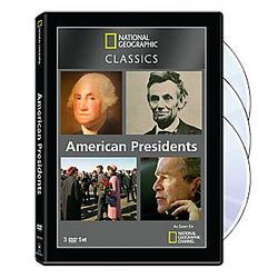American Presidents DVD Collection