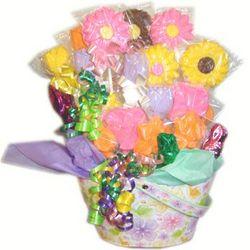 Easter Lollipop Gift Basket