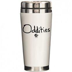 Oddities Logo Travel Mug