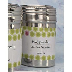 Luscious Lavender Body Powder