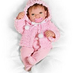 Tiny Miracles Martha Viola Collectible Doll