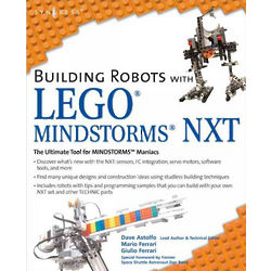 Building Robots with LEGO Book