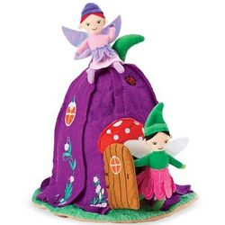 Woodland Fairy Home