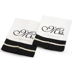 Mr. & Mrs. Hand Towels