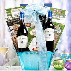 Rock Falls Vineyards Collection Gift Basket